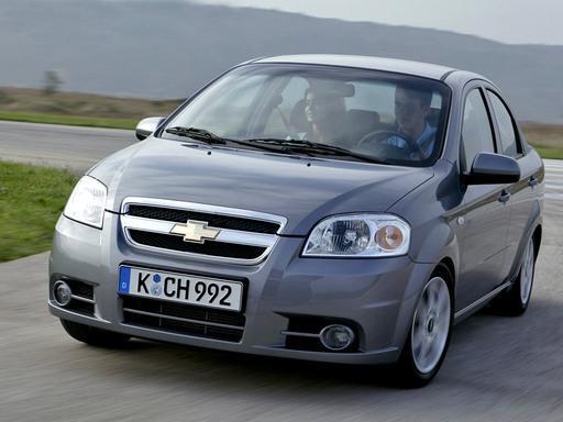 Отзывы о Chevrolet Aveo 1 поколения (Шевроле Авео 1 поколения)