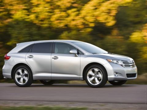 Отзывы о Toyota Venza (Тойота Венза)