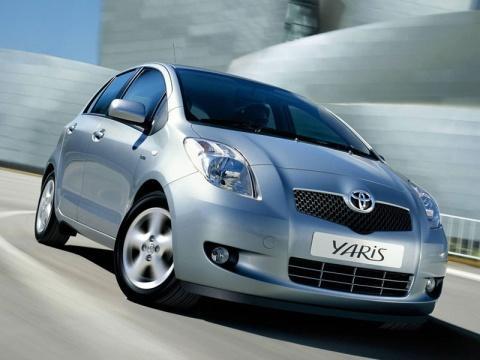 Отзывы о Toyota Yaris (Тойота Ярис)