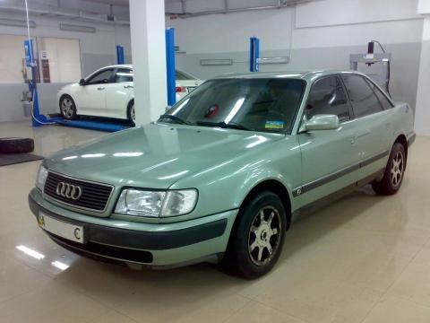 Отзывы о Audi 100 (Ауди 100)