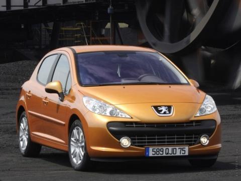 Отзывы о Peugeot 207 (Пежо 207)
