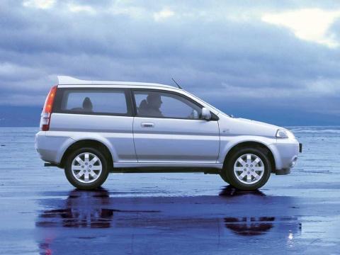 Отзывы о Honda HR-V (Хонда HR-V)