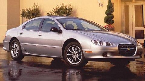 Отзывы о Chrysler Concorde (Крайслер Конкорд)