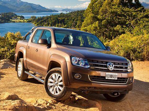 Отзывы о Volkswagen Amarok (Фольксваген Амарок)