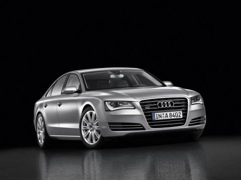 Отзывы о Audi A8 (Ауди А8)