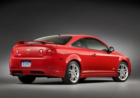 Отзывы о Chevrolet Cobalt SS (Шевроле Кобальт СС)