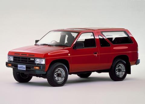 Отзыв о Nissan Terrano (Ниссан Террано)