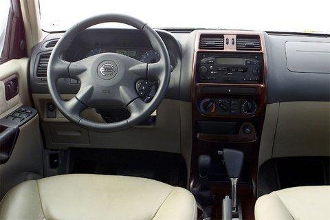 ������ ���������� Nissan Terrano (������ �������) �� ...