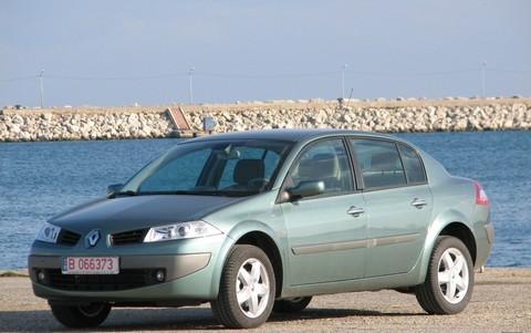 Отзывы о Renault Megane (Рено Меган)