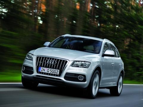 Отзывы о Ауди Q5 2016 (Audi Q5 2016)