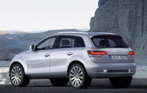 Отзывы об Audi Q5 (Ауди Ку5)