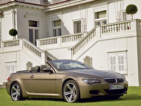 Отзывы о BMW M6 (БМВ M6)