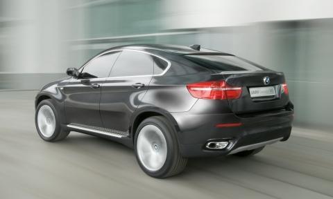 Отзывы о BMW X6 (бмв х6)