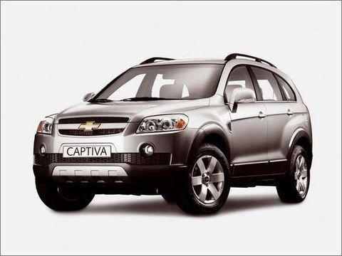 Отзывы о Chevrolet Captiva (Шевроле Каптива)