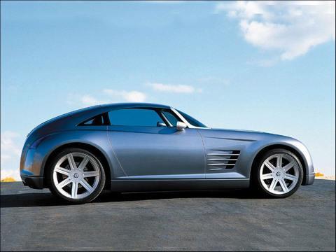 Отзывы о Chrysler Crossfire (Крайслер Кроссфайр).