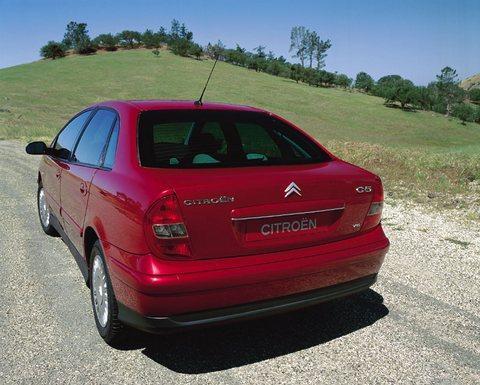 Отзывы о Citroen C5 (Ситроен С5 1 поколения)