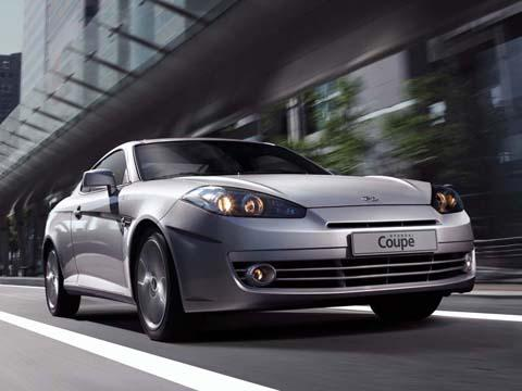 Отзывы о Hyundai Coupe (Хендай Купе)