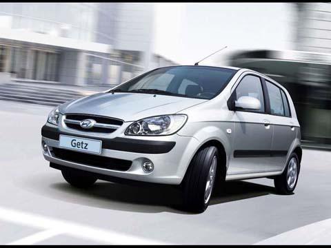 Отзывы о Hyundai Getz (Хендай Гетц)