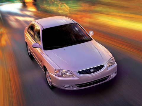 Отзывы о Hyundai Accent (Хендай Акцент)