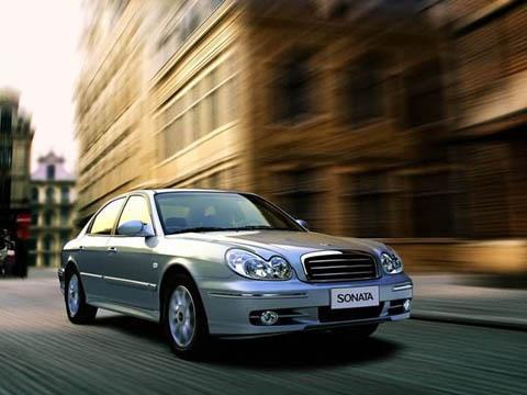 Отзывы о Hyundai Sonata (Хендай Соната)
