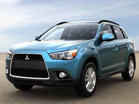 Отзывы о Mitsubishi ASX (Мицубиси ASX)