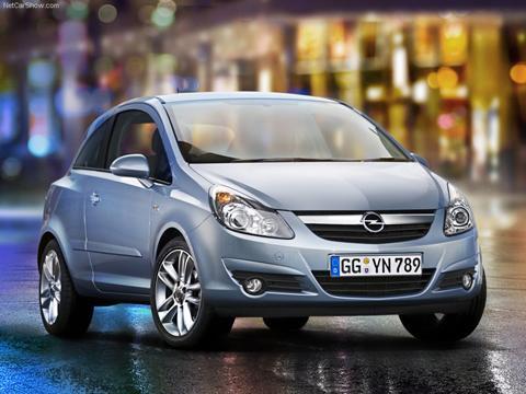 Отзывы об Opel Corsa (Опель Корса)