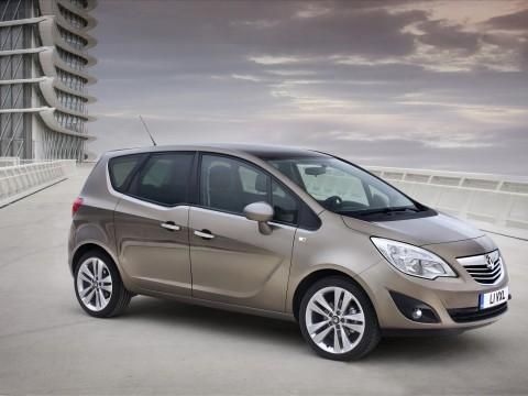 Отзывы об Opel Meriva (Опель Мерива)