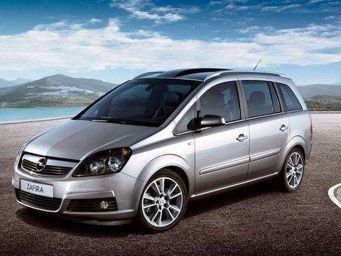 Отзывы о Opel Zafira Family (Опель Зафира Фэмили)