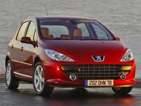 Отзывы о Peugeot 307 (Пежо 307)