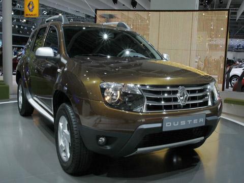 Отзывы о Рено Дастер 2014 (Renault Duster 2014)