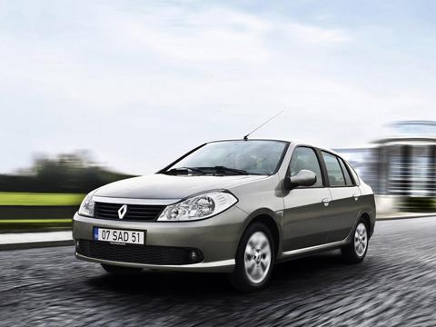 Отзывы о Renault Symbol (Рено Символ)