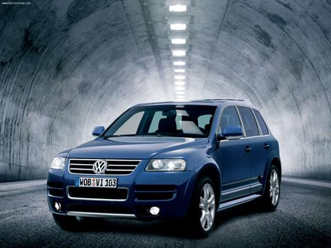 Отзыв о Volkswagen Touareg GP (Фольксваген Туарег ГП)