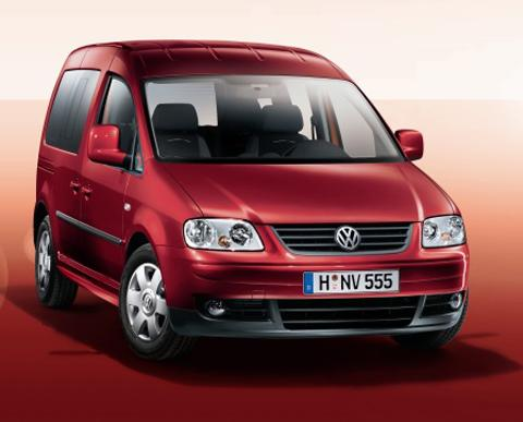 Отзывы о Volkswagen Caddy (Фольксваген Кадди)