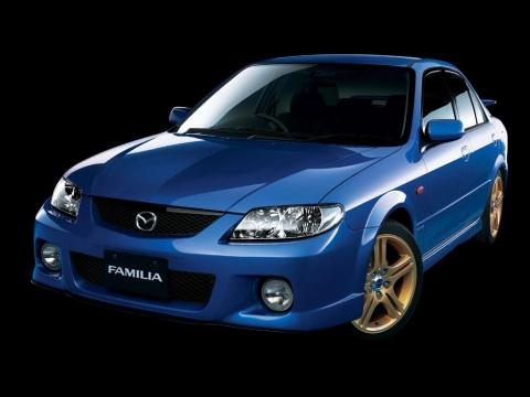 Отзывы о Mazda Familia (Мазда Фамилиа)