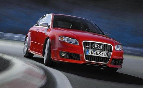 Отзывы о Audi RS4 (Ауди РС4)