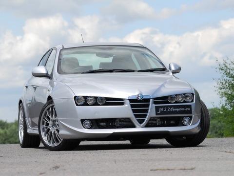 Отзывы об Alfa Romeo 159 (Альфа Ромео 159)