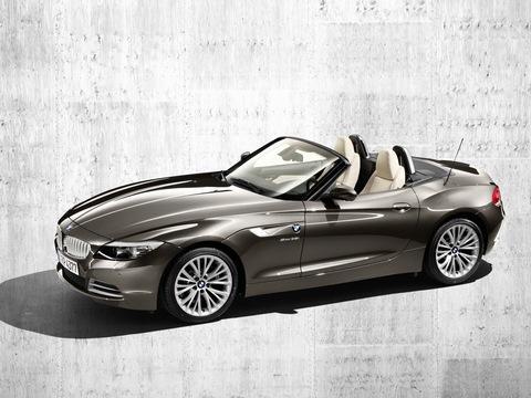 Отзывы о BMW Z4 (БМВ З4)