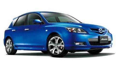 Отзывы о Mazda Axela (Мазда Аксела)