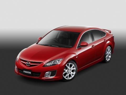 Отзывы о Mazda Atenza (Мазда Атенза)
