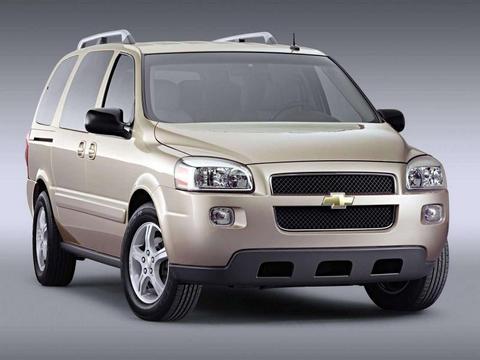 Отзывы о Chevrolet Uplander (Шевроле Аплендер)