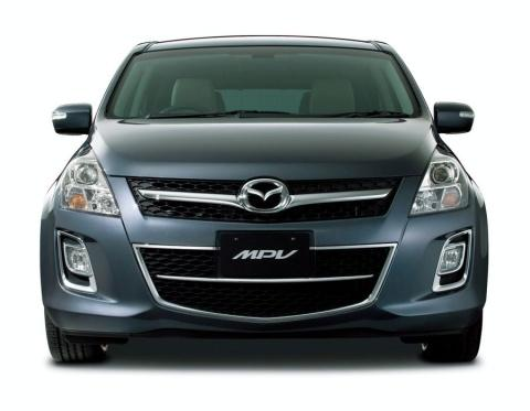 Отзывы о Mazda MPV (Мазда МПВ)