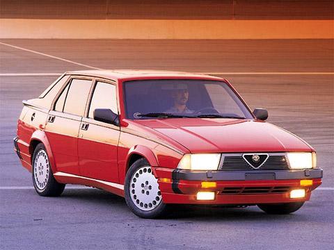 Отзывы об Alfa Romeo 75 (Альфа Ромео 75)