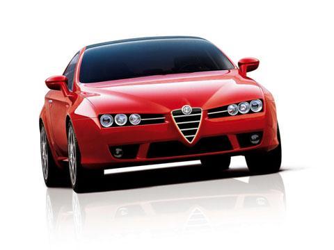 Отзывы об Alfa Romeo Brera (Альфа Ромео Брера)