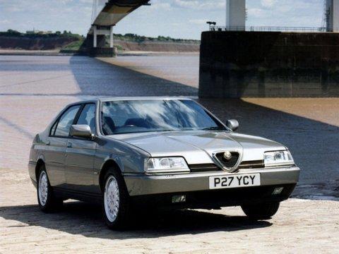 Отзывы об Alfa Romeo 164 (Альфа Ромео 164)