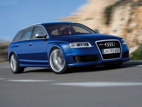 Отзывы о Audi RS 6 (Ауди РС 6)