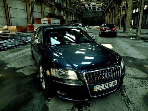 Отзывы о Audi S8 (Ауди С8)