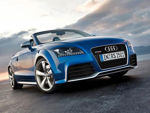 Отзывы о Audi TT RS (Ауди ТТ РС)