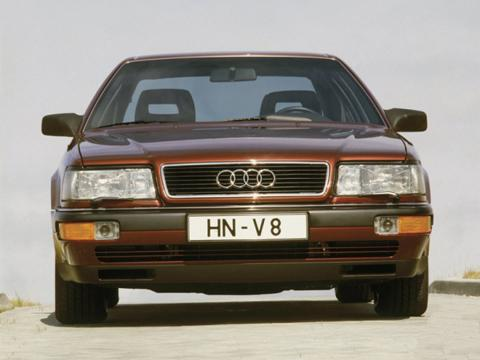 Отзывы о Audi V8 (D11) (Ауди В8 (Д11))