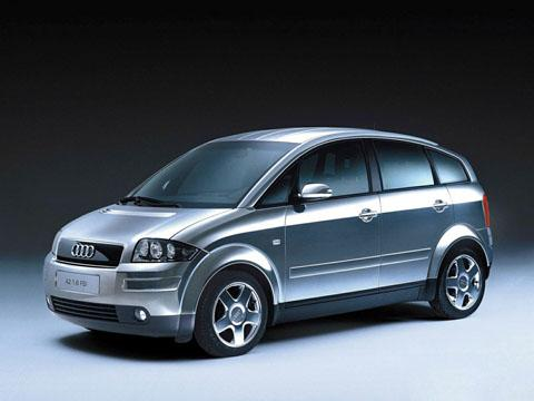 Отзывы о Audi A2 (Ауди А2)