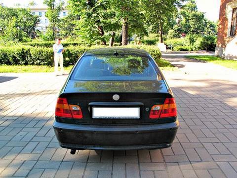 bmw 316, 1995 комплектация